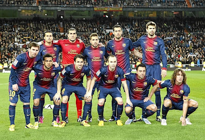 FC BARCELONA 2013
