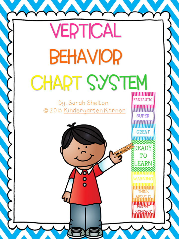 http://www.teacherspayteachers.com/Product/Vertical-Behavior-Chart-System-Chevron-764210