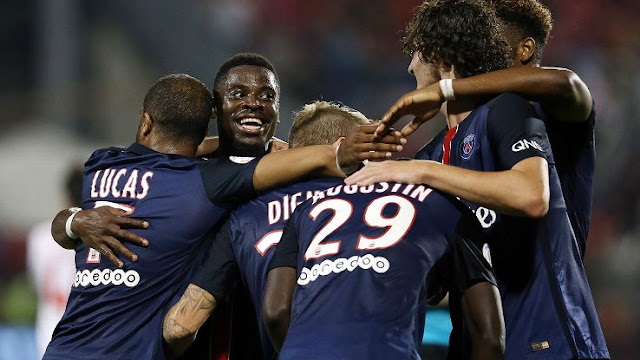 Highlights Benfica 2 – 3 PSG (International Champions Cup)