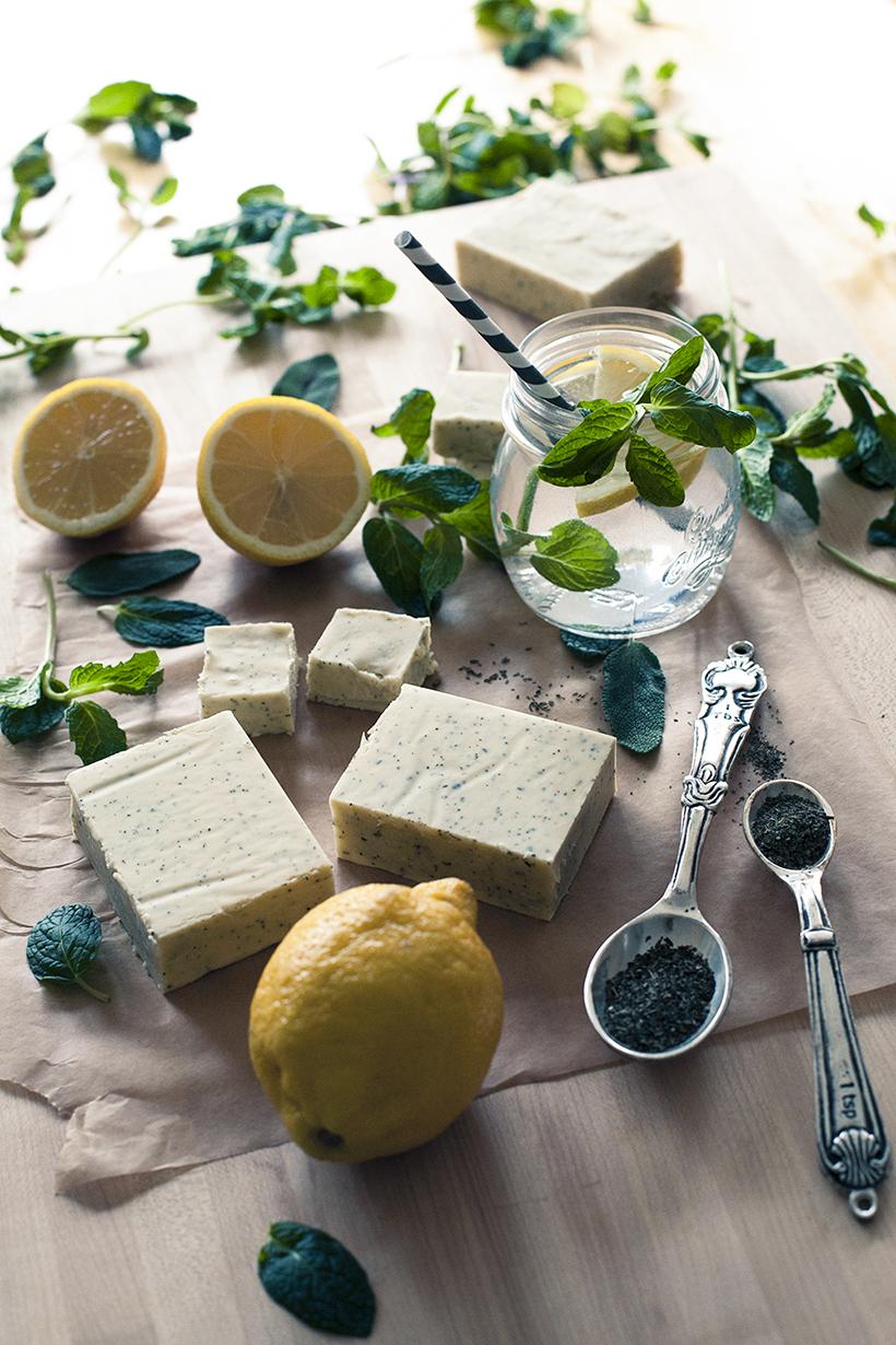 House of Talents Lemon Lift Soap 5oz Bar