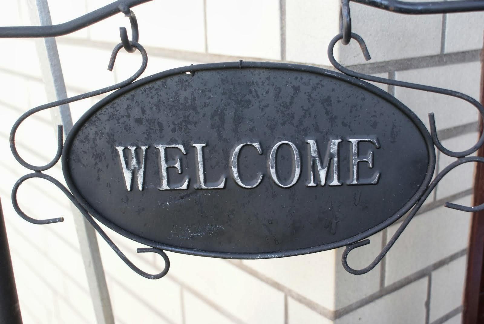 Olá, você é bem-vinda(o)