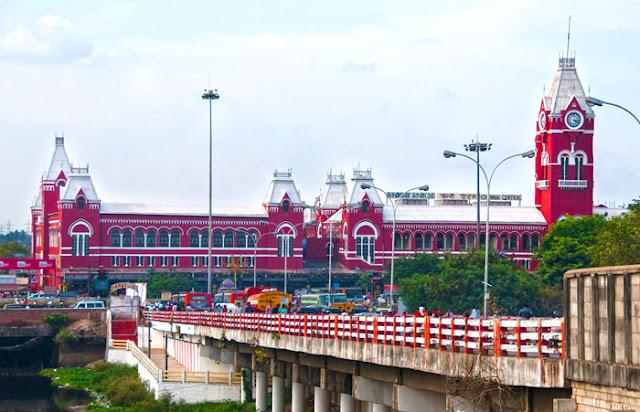 Thành phố Chennai, vé máy bay đi chennai, ấn độ, airasia, du lịch, lịch sử