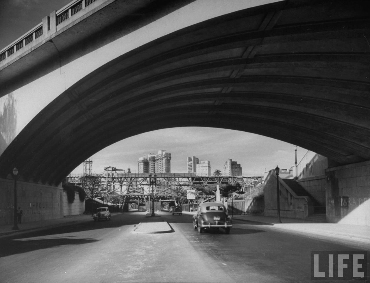 Fotos históricas de São Paulo nos anos 30 e 40