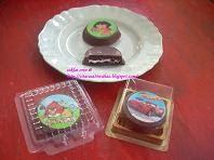 Coklat Biskut Oreo