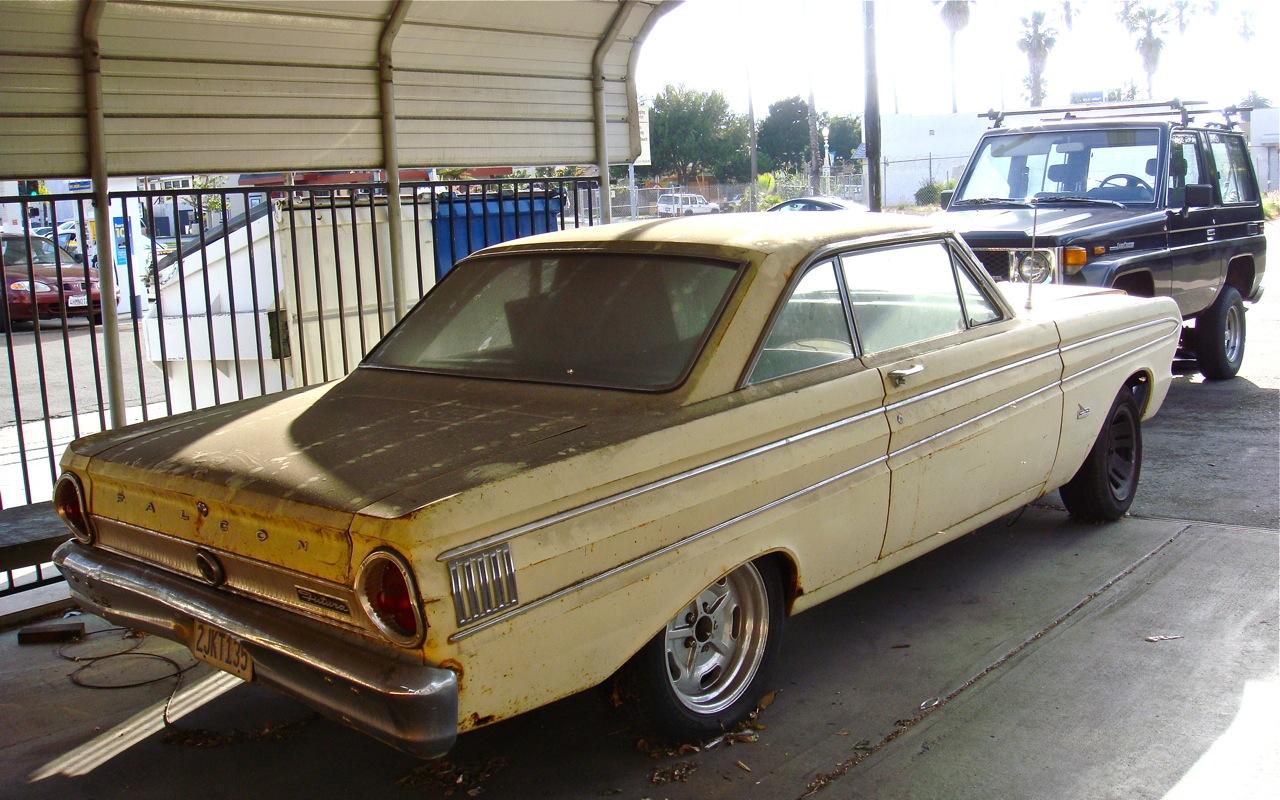 The Street Peep 1964 Ford Falcon Futura Coupe