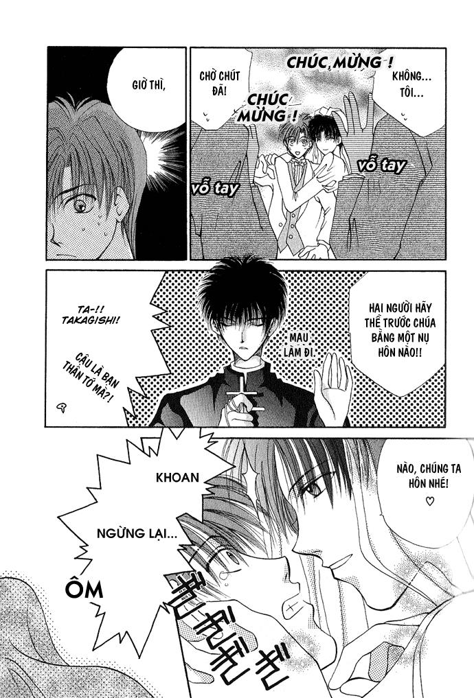 Unmei ni Kiss chap 2 - Trang 7