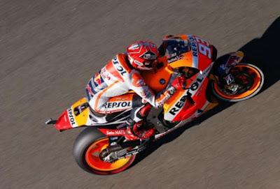 Hasil Lengkap Latihan Bebas 4 MotoGP Valencia, Spanyol 2015