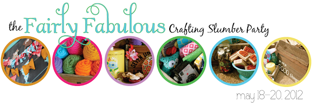 Fairly Fabulous Crafting Slumber Party