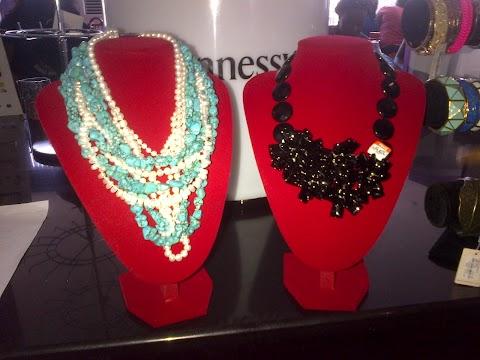 Pandora's Jewels Displays Her Magnificient Accessories At LPM in Getz Arena, Lekki