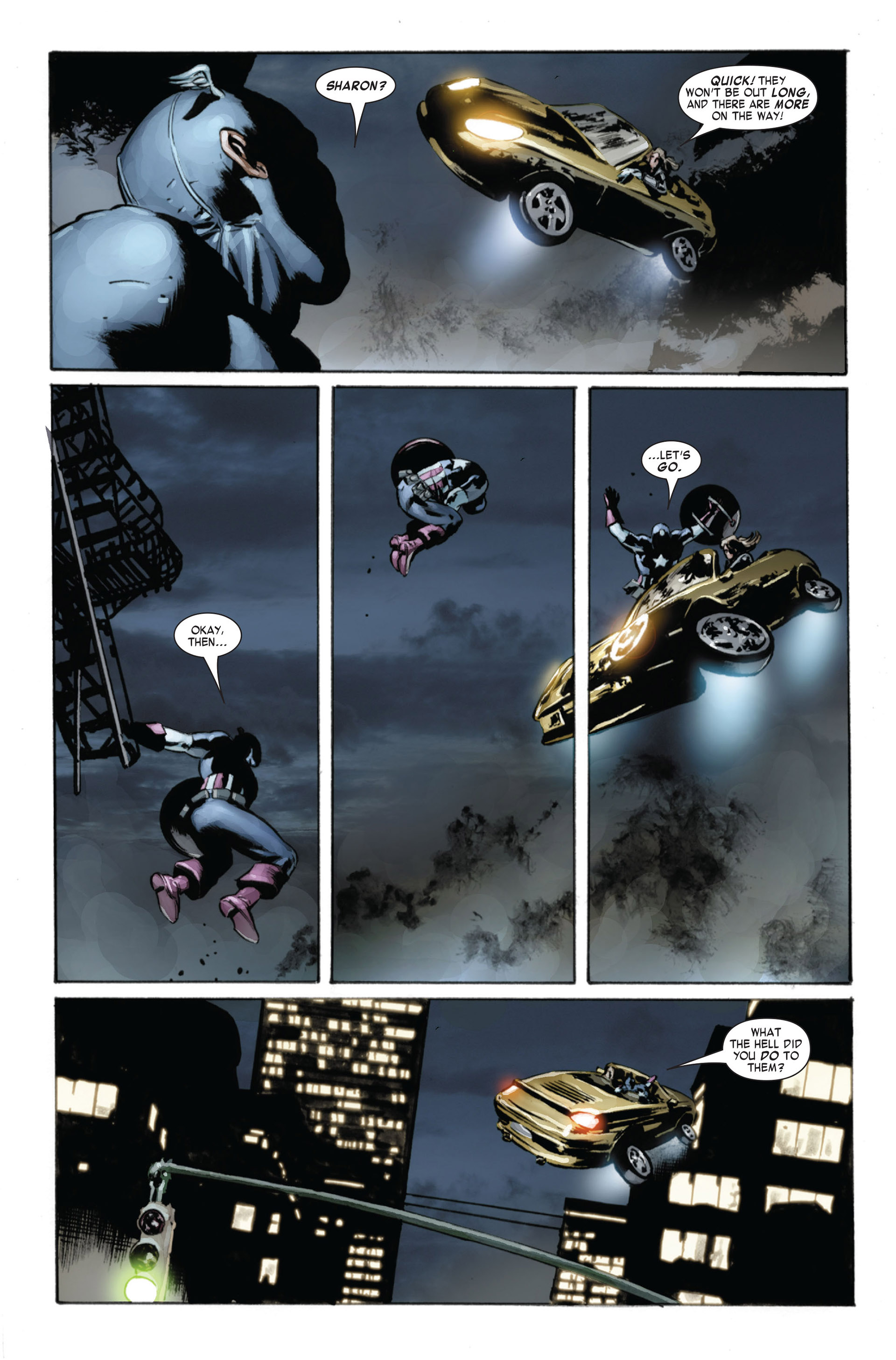 Captain America (2005) Issue #24 #24 - English 18