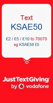 text donations to KSAE50