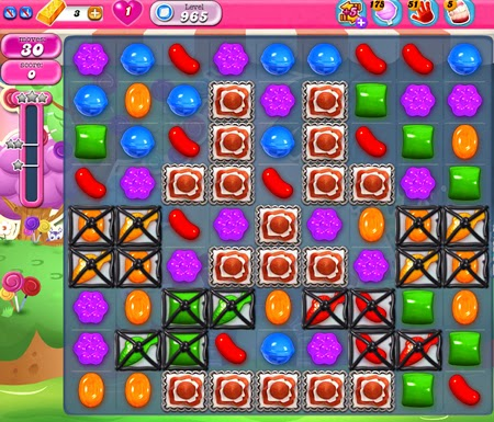 Candy Crush Saga 965