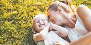 Bahagia Bersama Ibu dan Anak - Blog Mas Hendra