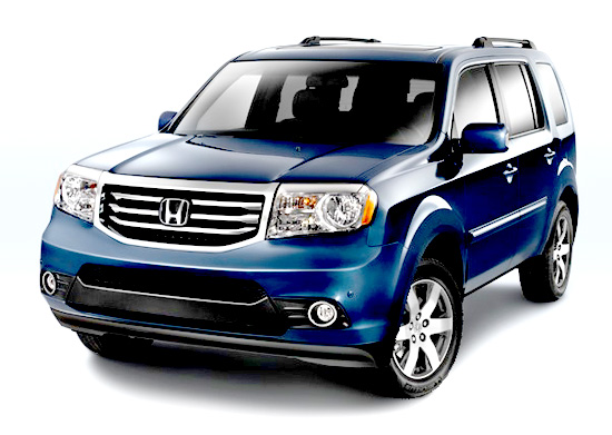 Best Car Models Amp All About Cars Honda 2012 Pilot
