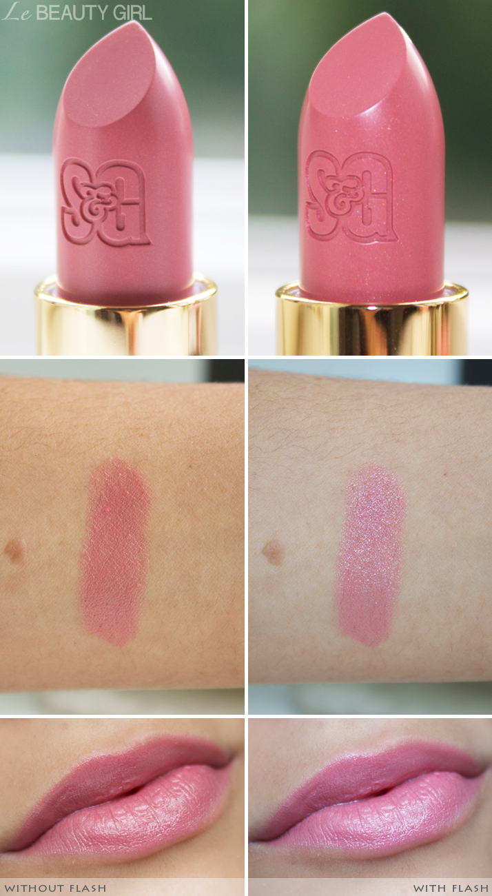 Soap & Glory Super-Colour Fabulipstick (The Missing Pink)