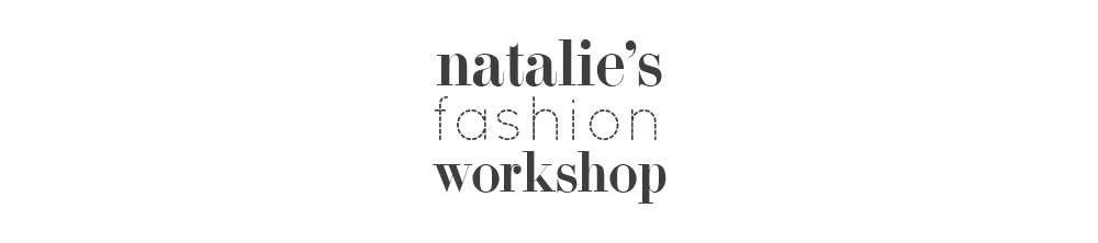 Natalie's fashion workshop