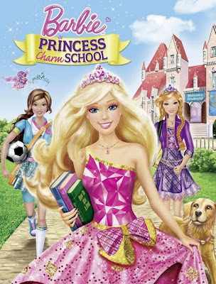 Capa - Barbie: Escola de Princesas