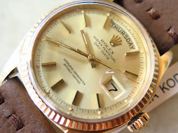 ROLEX OYSTER PERPETUAL DAY DATE ALL GOLD - ROLEX 1803 DAY DATE