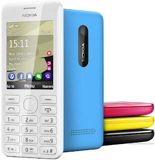 Nokia,Ponsel,Handphone,Asha