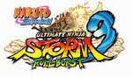 Naruto Shippuden Ultimate Ninja Storm 3 Full Burst Full Logo