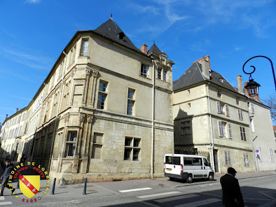 NANCY (54) - L'Hôtel d'Haussonville