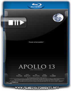 Apollo 13 - Do Desastre Ao Triunfo Torrent - BluRay Rip 1080p Dual Áudio