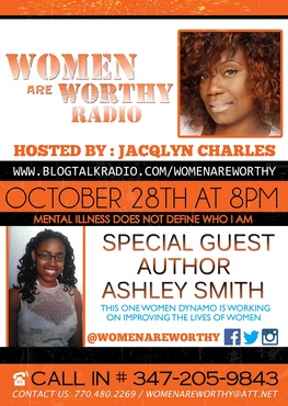 Women Are Worthy blog talk radio