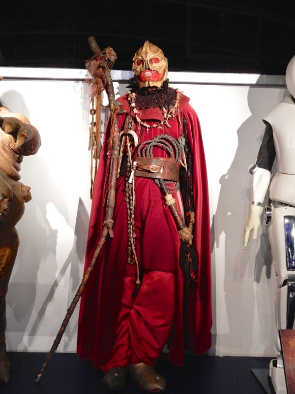 Sycorax Leader costume Doctor Who Christmas Invasion