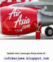 Lowongan Kerja AirAsia