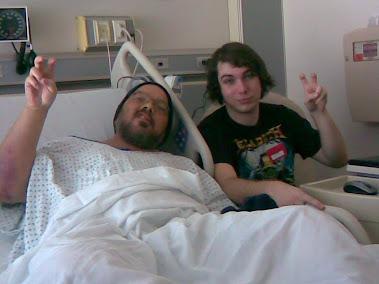 Me & The Boy @ Hospital 2012