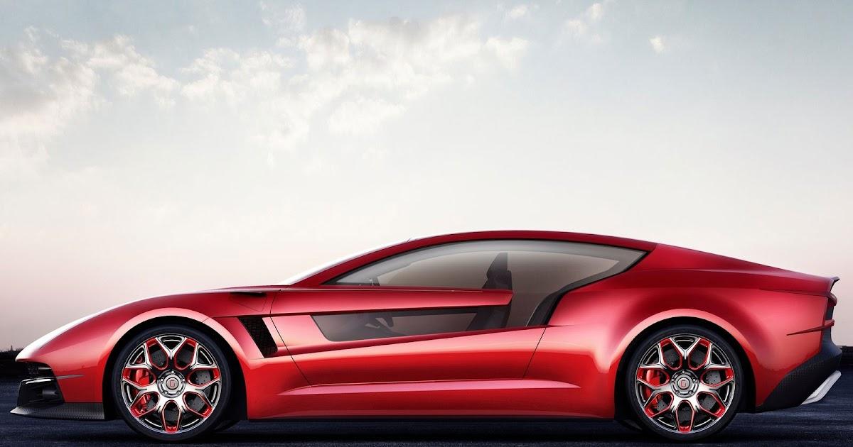 Car Shows 2014 Italdesign Brivido Hybrid Concept Car