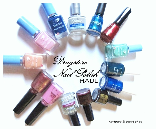 WICKERMOSS: REVIEW: Local Drugstore Nail Polishes from the ...