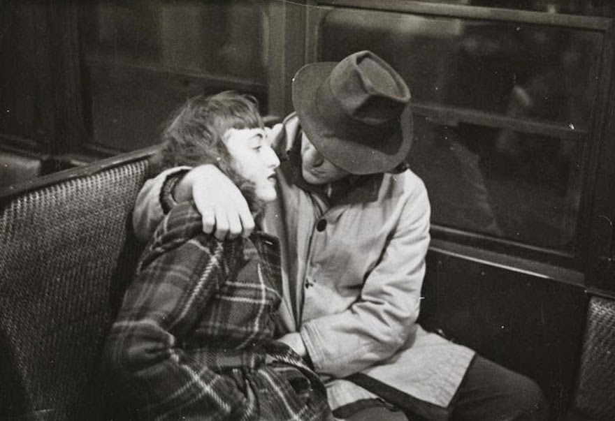 new york subway 1946 photography stanley kubrick-6