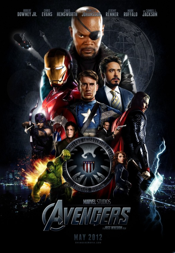 Download   Os Vingadores DVDRip   Legendado