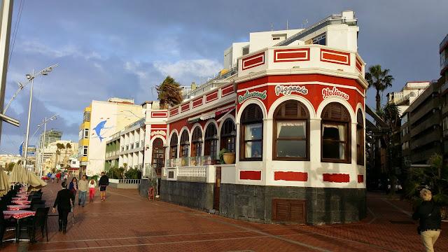 Gran canaria reise info las palmas und der hafen puerto for Oficina fred olsen santa catalina