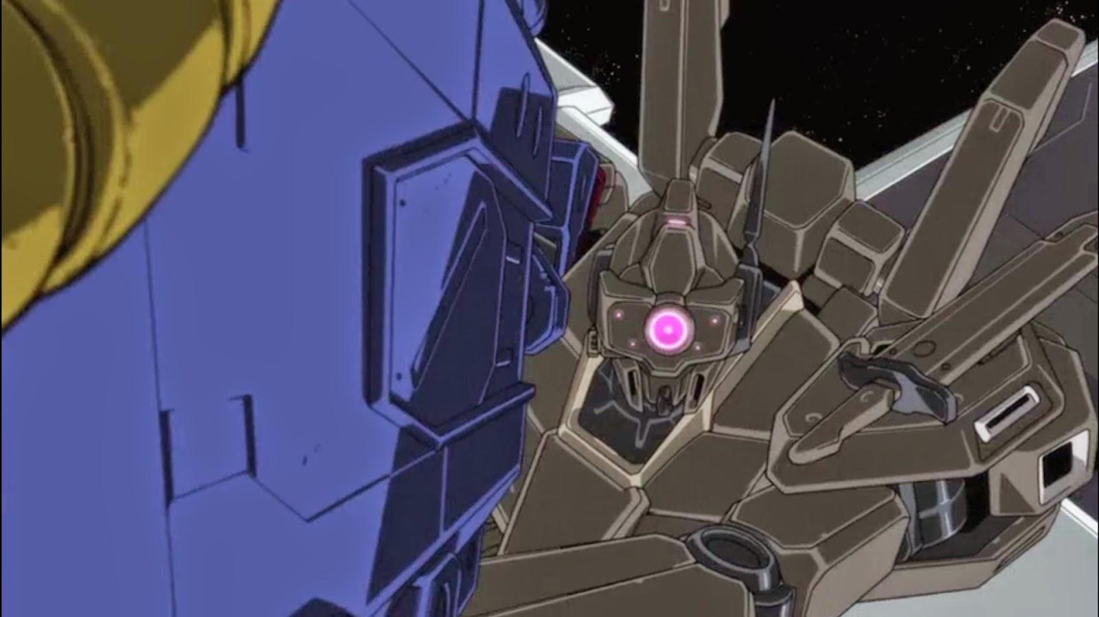 GUNDAM GUY: Mobile Suit Gundam UC Episode 7 'Over the ...
