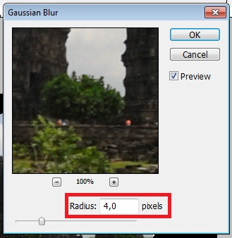 Tips Mudah Membuat Efek Lensa Fisheye Dengan Photoshop