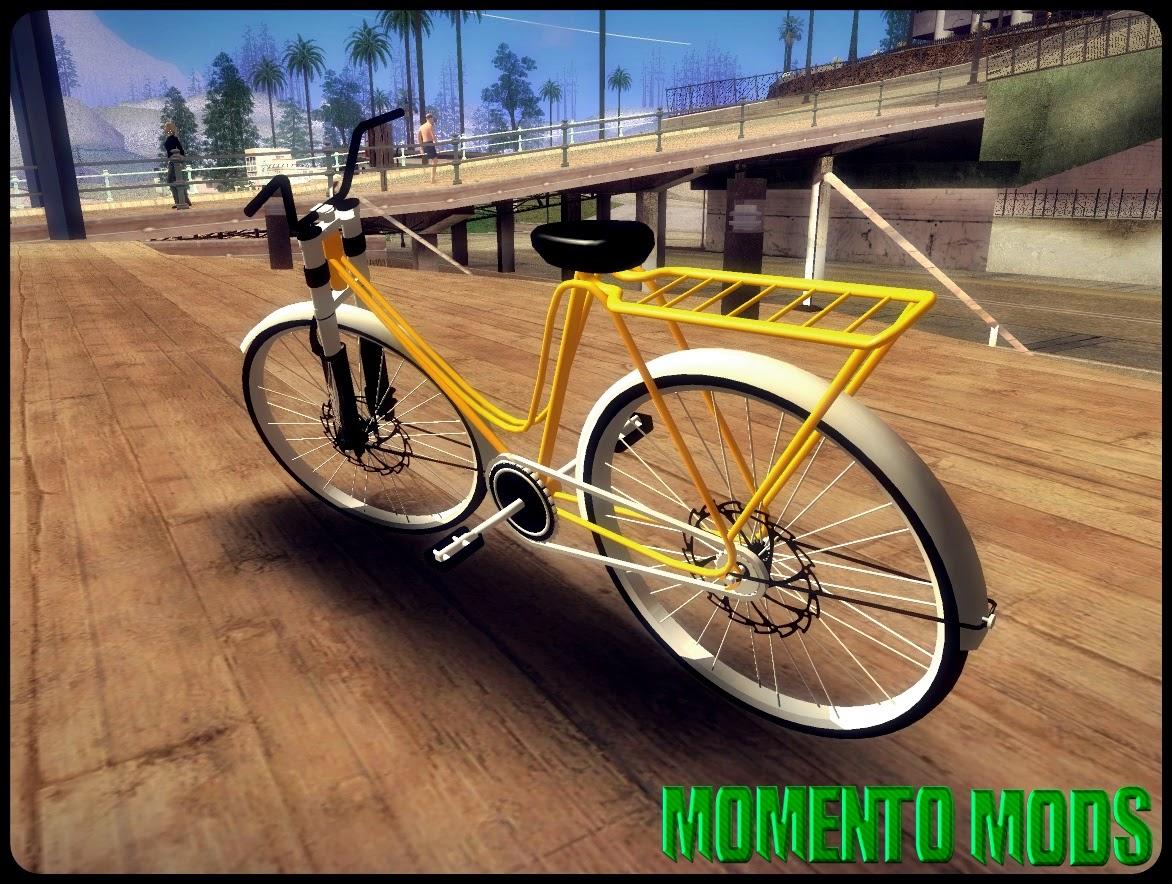 GTA SA - Bicicleta Caloi Ceci