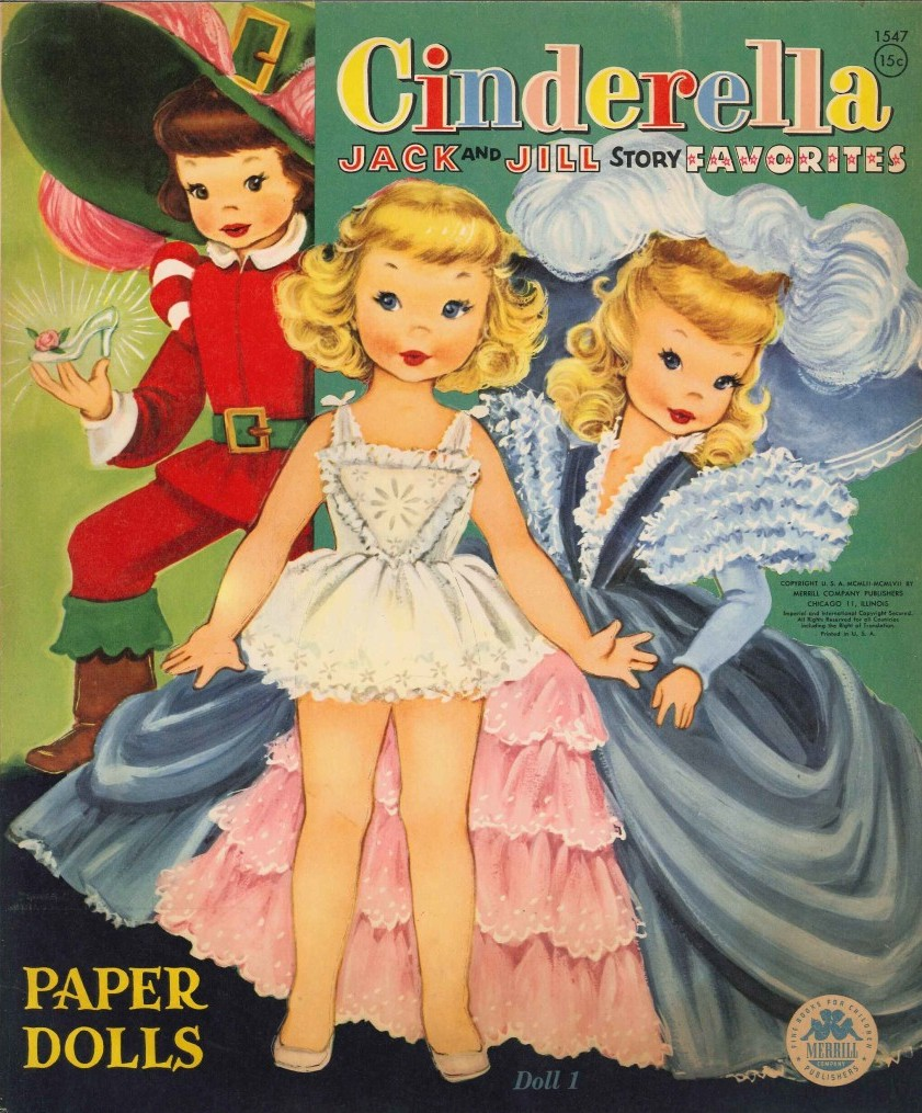Sharon 39 S Sunlit Memories Paper Dolls
