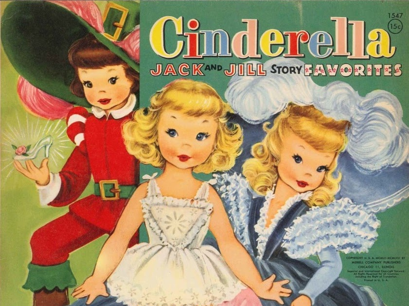 Sharon 39 S Sunlit Memories Cinderella Jack And Jill