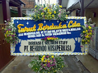 Bunga Duka Cita di Bandung