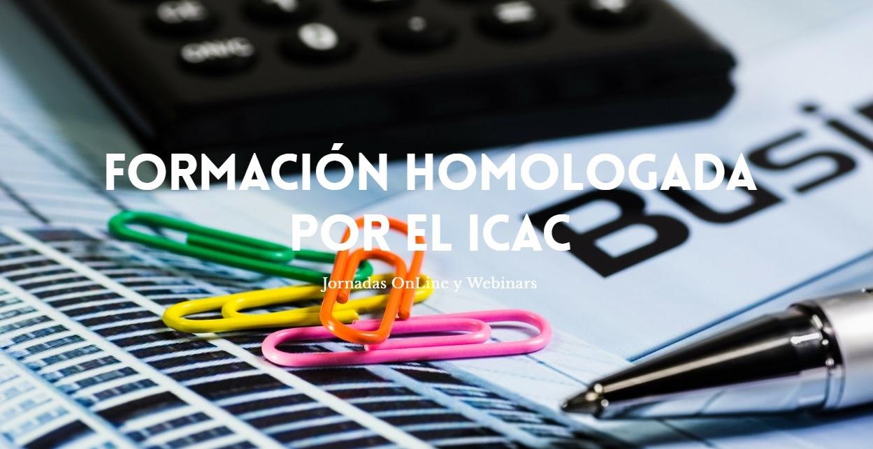 Presentados los nuevos cursos on-line para auditores homologados por el ICAC