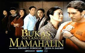Bukas Na Lang Kita Mamahalin (Lit: I'll Love You Tomorrow / English: Tomorrow's Love) is a Philippine television drama broadcasting on ABS-CBN and worldwide on The Filipino Channel. The series...