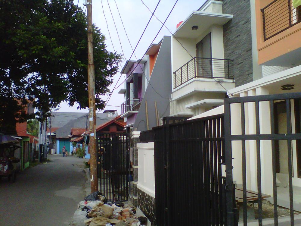 desain rumah 2 lantai luas tanah 150 m2 2016 prathama