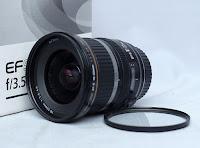 Jual Lensa Canon 10-22mm Wide Bekas