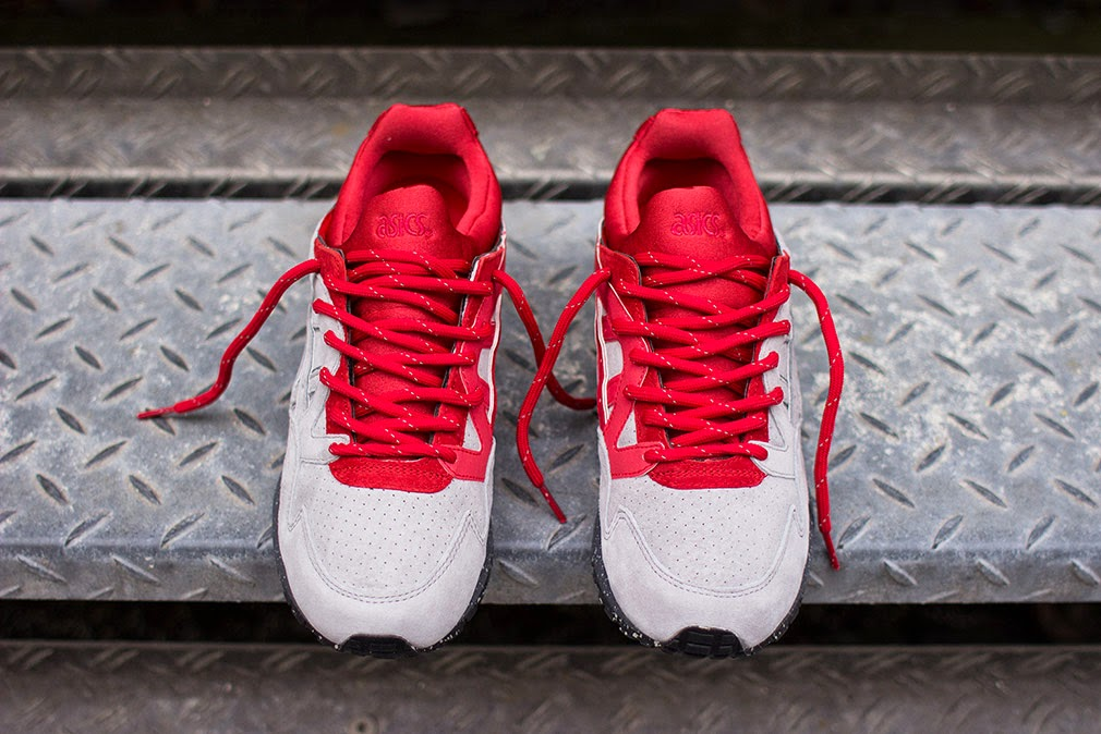 asics gel lyte 5 rouge