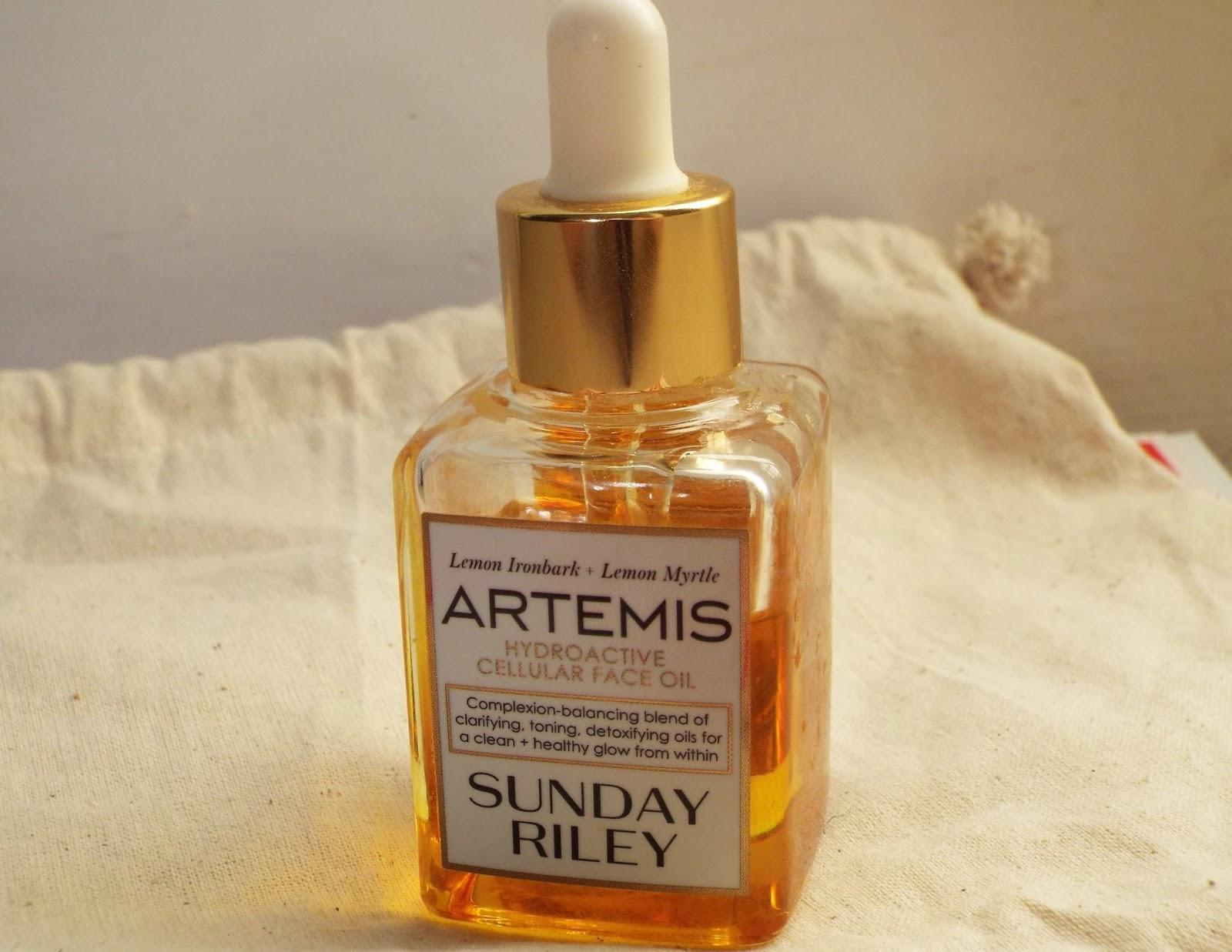 sunday riley artemis