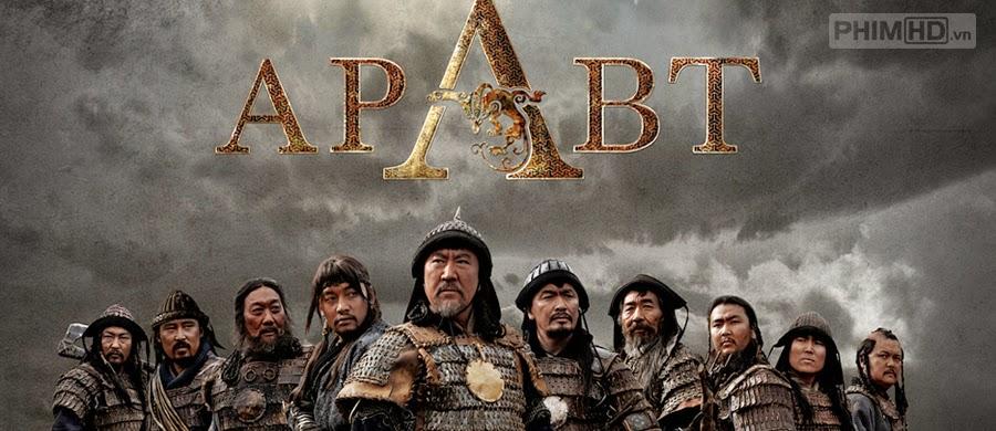 Phim Thành Cát Tư Hãn VietSub HD | Genghis: The Legend Of The Ten 2012