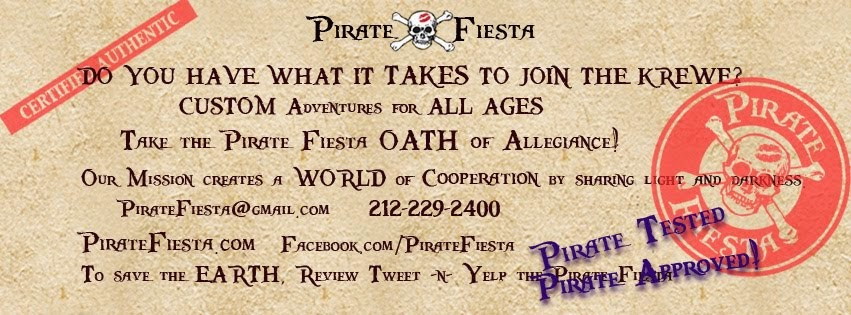 Pirate Fiesta Oath