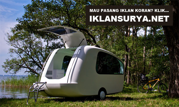 karavan mobil